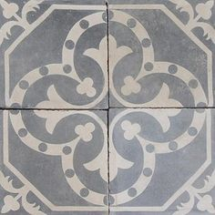 Cement Tile - eclectic - floor tiles - other metros - Exquisite Surfaces