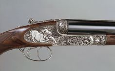1988 The Holland & Holland Classical Series   	4-bore Holland & Holland 'Royal' double barrel hammerless ejector gun