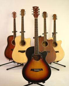 Acoustic Guitar for Beginners online guitar store Sunburst iMusic52