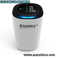 Easy Care Car Air Purifier Bulk #Wholesale Supplier from PapaChina.com
