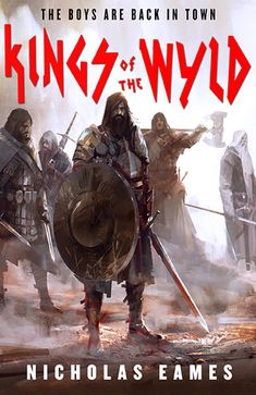 Kings of the Wyld (The Band #1)--Not bad.  The whole bands of heroes being exactly analagous to rock bands thing got a little tiresome for me.  A book mostly about looking back from mid-life at the idealized past.