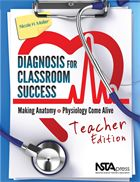 After conducting research at a rigorous medical school, your students arrive for their first day of hospital duty only to be confronted with four sick patients, each with a different mystery ailment. How can your teams of student-physicians come up with the correct diagnoses? Make anatomy and physiology studies come alive with this book by Nicole Maller. Coming soon from NSTA Press, April 2013