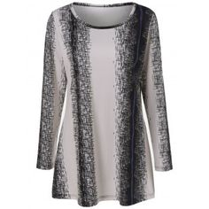 SHARE & Get it FREE | Graphic Long Sleeve Plus Size T-ShirtFor Fashion Lovers only:80,000+ Items·FREE SHIPPING Join Dresslily: Get YOUR $50 NOW!