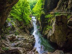 Die Höhlen von Skocjan Seen, Waterfall, River, Outdoor, Beautiful Nature Pictures, Natural Wonders, Campsite, Travel Report, Road Trip Destinations