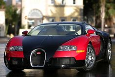 Another Bogatti Veyron, the two tone really makes the difference, this one is worth another look.