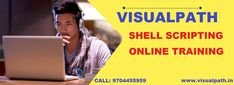 Visualpath provides online training by real time Experts from Hyderabad, India. Call: 9704455959 for online training demo timings and classes. We provide Online trainings on Perl Scripting, #Python, #Shell #Scripting, Linux Admin, Ant, AWK, JavaScript, jQuery, LUA, Groovy Scripts, Groovy on Grails, HTML5, Maven etc.