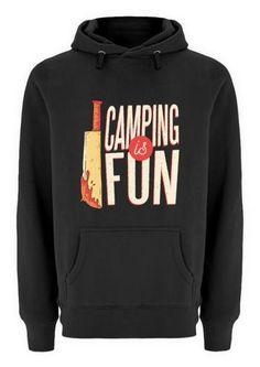 Camping is Fun | Camping Horror Shirt | Herren Basic T-Shirt - camping-macht-gluecklich.myshopify.com – Cool Camping Camping, Horror Shirts, Unisex, Hoodies, Sweatshirts, T Shirts, Cool Stuff, Sweaters, Fun