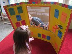 Creating a stick puppet stage for your preschool classroom   Teach Preschool