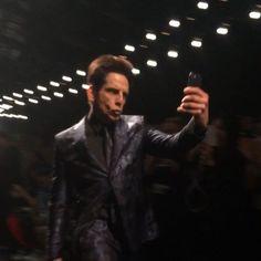 Ben Stiller and Owen Wilson Had a Zoolander-Style Walkoff at Paris Fashion Week Celebrity Selfies, Ben Stiller, Owen Wilson, Dry Humor, Zoolander, I Laughed, Celebrities, Paris Fashion, Instagram Posts