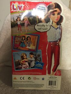Liv Real Girls Real life Sail Away Clothing Set with Accessories in  | eBay!