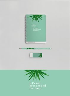 Plants Hunter by Ola Kusmider  notebook