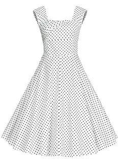 897 best vintage dresses images retro outfits vintage dress Depression-era Picnic women 50s scoop neck vintage swing dresses party evening prom dress s check