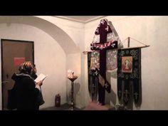 Акафист чудотворному кресту. Кылтовский монастырь.