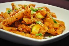 Küchenzaubereien: Penne alla siciliana