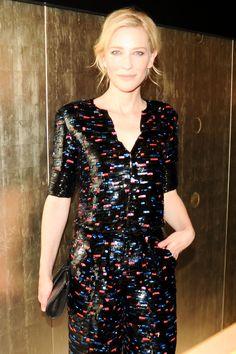 Armani's Hollywood - Cate Blanchett