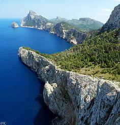 Didier Karl      Cap Formentor - Iles Baléares - Majorque - Espagne