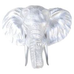 Tembo Faux Taxidermy Wall Decor