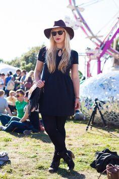 15 looks from an SF music festival! Photos by Anna-Alexia Basile.