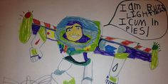 25 Kids' Drawings That Got Real Weird Real Quick #lol #funny #kids #art #masterpiece