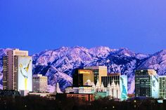 Salt Lake City, Utah: 10 Affordable Mountain Towns for Retirees - US News & World Report Not retiring anytime soon, but mountains!
