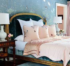 Why You Need Blush Home Decor | Pinterest | Carta da parati ...
