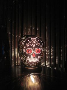 Hey, I found this really awesome Etsy listing at https://www.etsy.com/listing/202304500/handcrafted-day-of-the-dead-sugar-skull