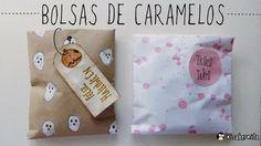 Bolsas de dulces para tu fiesta de Halloween