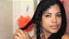 CO-WASH- LO MEJOR PARA EL CABELLO RIZADO!! Tutorial - YouTube
