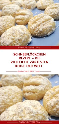 Schneeflöckchen Rezept – die vielleicht zartesten Kekse der Welt Best Picture For breakfast biscuits For Your Taste You are looking for something, and it is going to tell you exactly what you are look