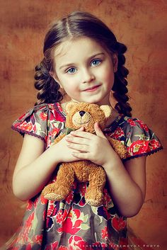 Untitled by Katya Efremova, via 500pxOMG OMG.. That smile!!! It captured my heart.. The eyes.. The hair.. !! WOW