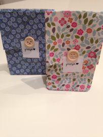 DIY gift mini envelopes. Easy to do gift packs.