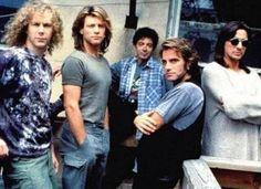 Bon Jovi. So cute! <3