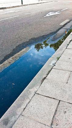351/365. El reflejo del otoño en el agua