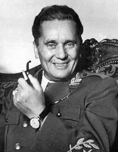 [Photo] Portrait of Marshal Josip Broz Tito of Yugoslavia, 1940s