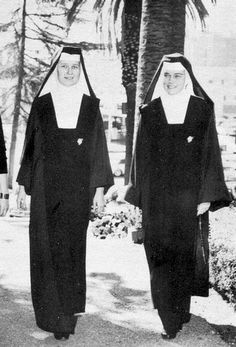 Sisters of the Immaculate Heart of Mary. (IHM)