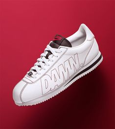 huge discount c7ac6 aa446 Cortez Kenny 1  White   Gym Red . Nike SnkrsLatest Shoe ...