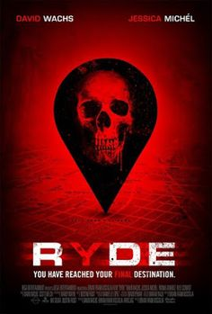'This may be your last ryde.' Ryde is a 2016 American horror thriller film directed by Brian Visciglia (Malady) from a screenplay co-written with Dustin Frost and Kat Silvia. Streaming Movies, Hd Movies, Movies To Watch, Movies Online, Hd Streaming, Movies 2019, Action Movies, Horror Movie Posters, Horror Films