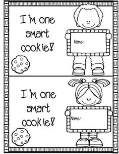 Character Education - Activity book for One Smart Cookie Character Traits Meaning, Educational Activities, Book Activities, One Smart Cookie, Preschool Class, Author Studies, Character Education, The Book, Student