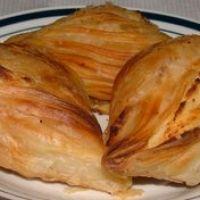 Maltese Cheese Cakes Pastizzi Recipe