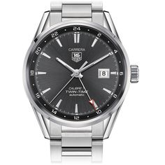 TAG Heuer TAG Heuer CARRERA Calibre 7 Twin Time Automatikuhr 41 mm