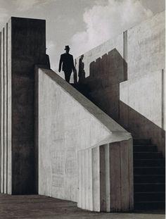Frank Navara – Triborough Bridge, 1938