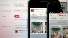 How #Pinterest can help with #Christmas shopping.