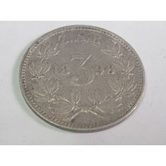Union of South Africa threepence coin, 1896 in the Threepence category was listed for on 19 Jan at by Golden Eagle Antiques in Uitenhage Union Of South Africa, Coin Values, Coins, Antiques, Antiquities, Antique