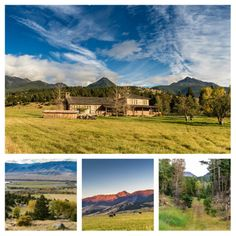Recently listed, Montana's Strawberry Creek Ranch presents a rare opportunity to own a very private yet easily accessible all-deeded ranch in the highly sought-after Paradise Valley. Consisting of 1,061± deeded acres, this #ranch borders a remote stretch of national forest and is a mecca for #wildlife, including elk, deer, bear and mountain lion.