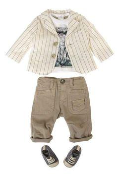 Roberto Cavalli boy outfit