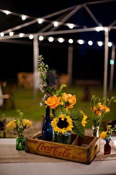 Backyard Rustic Louisiana Wedding Wedding Real Weddings Photos on WeddingWire