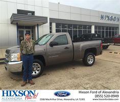 #HappyBirthday to Scott from Randall Thompson at Hixson Ford of Alexandria!  https://deliverymaxx.com/DealerReviews.aspx?DealerCode=UDRJ  #HappyBirthday #HixsonFordofAlexandria