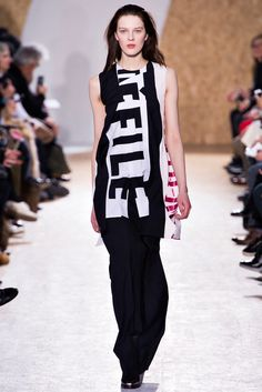 Maison Martin Margiela Fall 2013 Ready-to-Wear Collection
