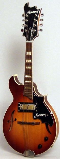 I sell these 1960's Harmony Mandolins whenever I can find them. See them at www.lawmanguitars.com