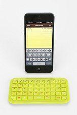 Urban Outfitters - Mini Bluetooth Keyboard